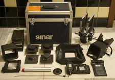 Camera F Sinar Set