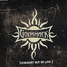 Godsmack(CD Single)Straight Out Of Line-Universal-2003-New