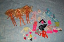 Mattel Skipper Dolls + Clothing + Shoes Lot