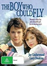 The Boy Who Could Fly DVD Australia - IMPORT NTSC Region 0
