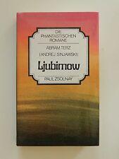 Ljubimow Abram Terz die phantastischen Romane Zsolnay Verlag