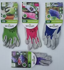More details for showa 370 floreo gardening gloves xs to xl with free postage - simply the best