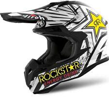 Tovrk35l - Casco Moto Airoh Terminator Open Vision Rockstar Matt -taglia 'l'-