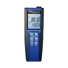 Center 376 Datalogger Precision Rtd Thermometer 001crecord Temperature