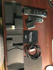Unlock Fire TV Stick 2nd Gen w Alexa Voice Remote Live Kodi 17.6 TV, Movies