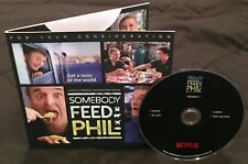 SOMEBODY FEED PHIL 2018 Emmy consideration DVD Phil Rosenthal Neflix FYC