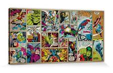 #68217 Marvel Comics Cover Poster Leinwand-Druck 40x30cm Thor