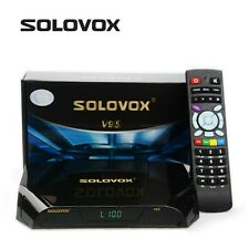 Solovox V9S HD FTA Satellite iptv  Receiver build in wifi,Replace Skybox Openbox