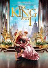 THE KING AND I NEW DVD