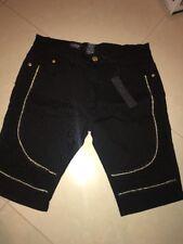 M. Society Black Shorts Size 34