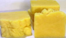 Handmade Soap Loaf Sliced - Cocoa Butter Soap ~ 2lb Honeysuckle
