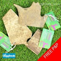 Fallow Antler Dog Chews - Durable Deer Stag Bar Marrow Tough Treat 100% Natural