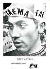 EDDY MERCKX Cyclist Team FAEMA Cycling radsport ciclismo WORLD CHAMPION cyclisme