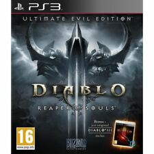 Diablo III 3 * Ultimate Evil Edition * Reaper of Souls- PS3 neuf sous blister VF