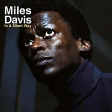 Miles Davis-In A Silent Way - 2015 (NEW VINYL LP)