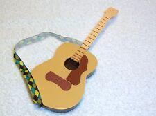 Diorama-Barbie-20967-Oob- Music-Guitar & Strap