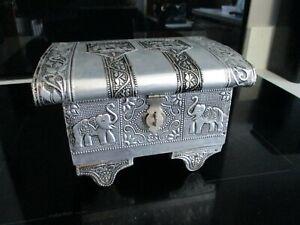 Indian Jewellery Box Elephant Design