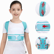 Adjustable Children Posture Corrector Back Support Belt for Kids
