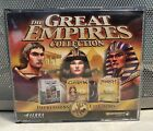 Great Empires Collection (pc, 2000) Sierra Computer Games 4 Game Set