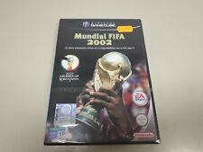 JJ-MUNDIAL FIFA 2002 GAMECUBE VERSION ESPAÑA NUEVO PRECINTADO