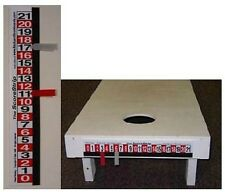 Corn hole Cornhole Scoring Strip Bean Bag Toss Score board ScoreStrip Scoreboard