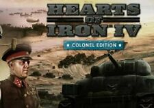 Hearts of Iron (IV) 4: Colonel Edition Upgrade Pack DLC Global PC KEY (Steam)