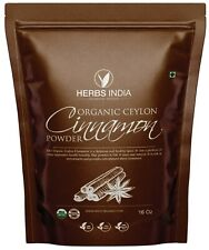 Organic Ceylon Cinnamon 16 Oz (1 lb), Premium Cinnamon, Fast Shipping, US Seller
