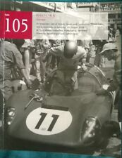 Brooks/Bonhams auction catalogue of Historic Sports and Competition Motor Cars a