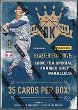 2017 Diamond Kings Baseball Trading Cards Blaster Box
