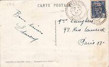 Lettre Type Gandon Perlé Crancot Jura Cover Brief