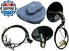 "Sousaphone Colored Black 22"" Bb ""Chopra Make "" 3 V BAG & MOUTH PIECE FREE"