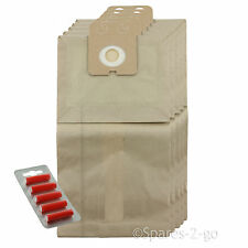 5 x Vacuum Dust Bags For Nilfisk HDS2000 GD2000 Hoover Bag + Fresh