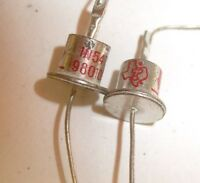 2 lot  1N547 TI Texas Instruments High Performance Rectifier Diode - NOS   /r2