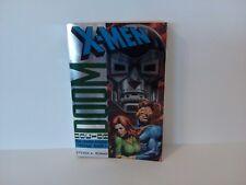 X-Men Doctor Doom Chaos Engine Trilogy Book One #1 Paperback VUB06