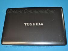 TOSHIBA Satellite L505 L505D-S5983 Laptop LCD Back Cover / Rear Lid + Webcam