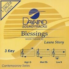 Laura Story - Blessings - Accompaniment CD New