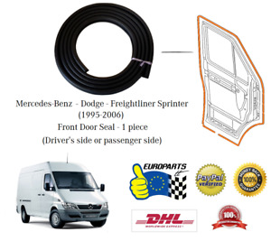 Mercedes-Benz Sprinter Dodge Freightliner Front Door Seal (L or R) 1995-2006