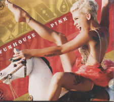 Pink Funhouse CD NEU So What Sober I Dont Believe You One Foot Wrong Mean