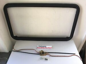 Genuine Vauxhall Monterey sunroof lower frame 91151631