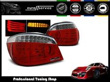 FEUX ARRIERE ENSEMBLE LDBMA0 BMW E60 2003 2004 2005 2006 2007 RED WHITE LED