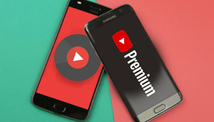 YouTube Premium + Music Update Works Worldwide: Best Seller.J