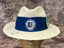 35th Annual Bob Hope Chrysler Classic Golf Tourney Hat Tom Kite Autograph 1994