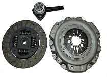 Ford Fiesta MK5/MK6 1.3, 1.4 , Fusion 1.4 02-, New Clutch Kit & Concentric