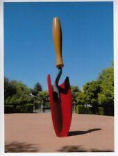 Claes Oldenburg (SWE) Künstler POP Art Skulpturen original signiert/signed !!