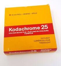 Pellicola a Colori 25 16 mm x 30 M rotolo pellicola a colori del film EXP 10/1981 - Made in France