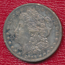 1895-S MORGAN SILVER DOLLAR **VERY FINE COIN - KEY DATE** FREE SHIPPING!