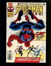 Spider-Man #81 VF Romita, Cat, Razor-Fist, Shockwave, Betty Brant
