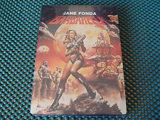 DVD Steelbook: Barbarella : Sealed German Release English German Spanish Langs