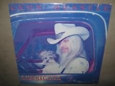 LEON RUSSELL Americana RARE FACTORY SEALED New Vinyl LP 1978 PAK-3172 CutOut