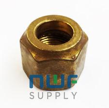 Refrigeration Air Conditioning Flare Nut Brass 1/4